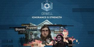 Orwell Ignorance is Strength